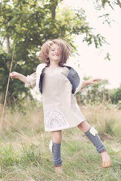 Стиль бохо в детской одежде - Самые свежие новости детской моды