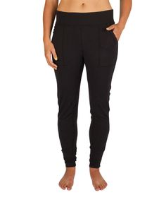 Another great find on #zulily! Anthracite Mod Cuff Pants by Zuala #zulilyfinds