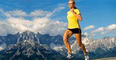 Practicar deporte cuando estás en la montaña puede hacer que escapes de la rutina. No todo es asfalto llano o suave césped de parque.