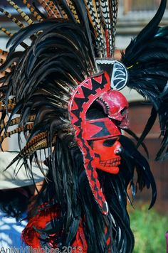 Danzante Azteca by AnitaVillalobos . on 500px