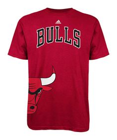 56f1aa5db Adidas Chicago Bulls Youth Getting Big T-Shirt