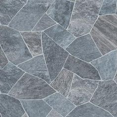 Sentinel Stone Gray Vinyl Plank Flooring - 6 in. x 9 in. Take Home Sample, Low Gloss Vinyl No Wax Natural Grey Stone Sheet Vinyl Foyer Flooring, Slate Flooring, Flooring Store, Linoleum Flooring, Best Flooring, Kitchen Flooring, Flooring Ideas, Armstrong Vinyl Flooring, Vinyl Sheet Flooring
