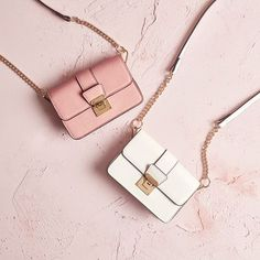 The minimal queen's dream!     #Accessorize #minibags #bags