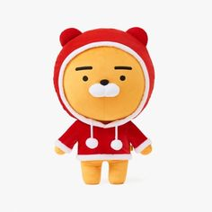 "Kakao Friends Official Goods 2016 Winter Limited Edition 60cm 23"" Santa Ryan 138 #KakaoFriends"