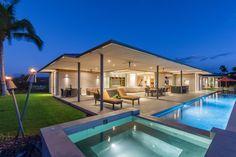 Kukio Residence by Nicholson