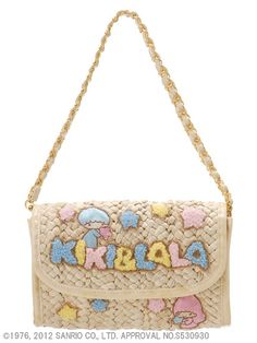 ★Little Twin Stars★ Sanrio Characters, Little Twin Stars, Girls Life, Beautiful Bags, Twins, Cases, Shoulder Bag, Shoulder Bags, Gemini
