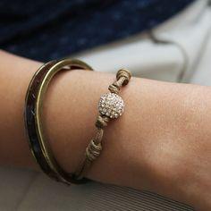The Charlotte Bracelet. Available at lovelylovely.me