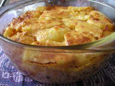 Reteta Musaca de cartofi cu carne de pui - Pui