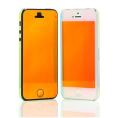 I want this so badly. The Aurora iPhone skin changes color depending on what angle it's being viewed. Unfortunately, I doubt they have these in Korea, yet. It'll set you back $34.99 and free shipping in the US.