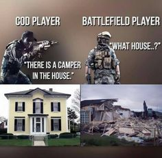 Only Battlefield Players can do that.