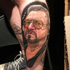 Nikko Hurtado is a tattoo artist that creates amazing art. He has a knack for capturing the look of famous movie characters perfectly and his talent has allowed him to travel all over the world.