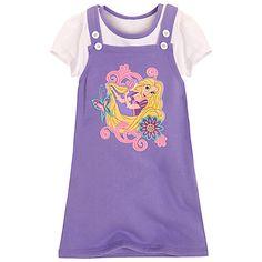 Rapunzel Jumper Set for Girls | Clothes | Disney Store