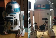 Awesome R2-D2 Computer Case Mod