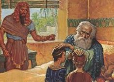 How to receive a birthright that is from God and a birthright that comes with your repentance Rod And Staff, Life In Egypt, Biblical Art, Bible Stories, Joseph, Art Drawings, Religion, Blessed, God