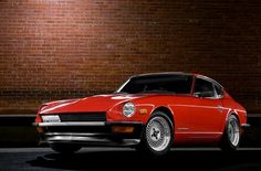 Datsun 240z... 1 of my very favorite cars in my younger days!