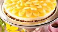 Banaanitorttu - K-ruoka