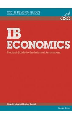 economics ib hl personal commentary Ib economics hl commentary #2 section 2: macroeconomics candidate's  name: nguyen tra my candidate's session number: 001531-036 title of e tract:.