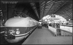 Berlin Ost Bahnhof 1985 VT 175 0167-5-Das war die letzte Begegnung mit dieser Baureihe in der DDR
