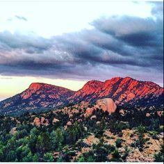 Beautiful Payson Arizona!  www.questforwellness.com