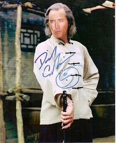 As David Carradine | 42 Roles That We Wish Nicolas Cage Played