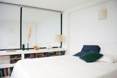 Modern Thrift: Lucile Demory's Architect-Designed Rental in Paris - Remodelista