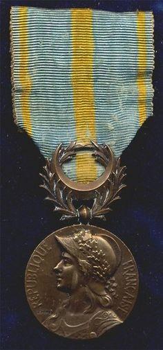 Médaille d'Orient, 14-18, France
