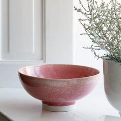 Kähler Unico rosa skål