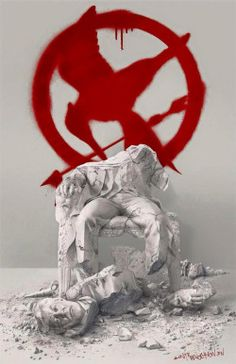 """NEW on Jabberjays.netSnow's Destroyed Statue Makes It Into Empire's 25 Best Posters of 2015As they do every December, Empire Magazine is revealing a series of entertainment-related """"best of the year"""" lists, and today's is the 25 best movie posters of 2015, which includes Mockingjay Part 2.http://www.jabberjays.net/2015/12/02/snows-destroyed-statue-makes-it-into-empires-25-best-posters-of-2015/"""