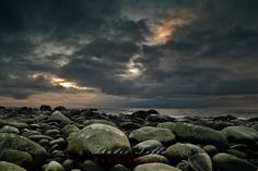 Obrestad, Haa, Rogaland, Norway by studio-toffa on DeviantArt My Images, Pop Up, Norway, Fine Art Prints, Deviantart, Mountains, Landscape, Studio, Water