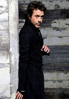 The name is Holmes.  Sherlock Holmes.