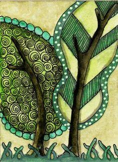 leaf/tree