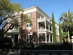 Charleston: Calhoun Mansion | The Calhoun Mansion, an Italia… | Flickr
