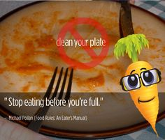 Michael Pollan's Food Rules