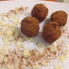 Cacao Balls from our favourite chef but more light