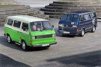 La historia de la VW T3 y sus orígenes