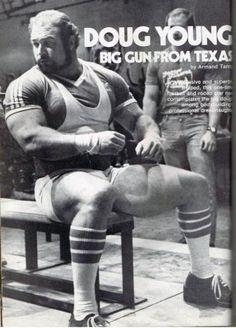 Powerlifting Legend Doug Young
