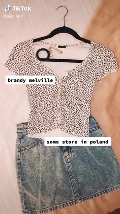 Casual School Outfits, Cute Girl Outfits, Teenage Outfits, Teen Fashion Outfits, Cute Summer Outfits, Swag Outfits, Cute Casual Outfits, Cute Fashion, Cute Clothing Stores