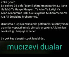 mucizevi dualar'in Instagram gönderisi • 8 May, 2019, 7:53ös UTC Islam Quran, Instagram Posts, Facts
