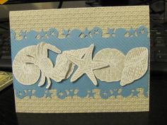 Shells by the Seashore by jcrocker - Cards and Paper Crafts at Splitcoaststampers