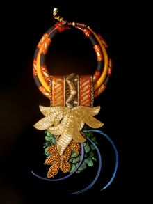 GRETCHEN SCHIELDS FINE ART JEWELRY by Gretchen Schields, via Behance