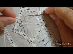 Artesanato RENDA Renascença passo a passo fazendo os pontos dois amarrado-DIY - YouTube Filet Crochet, Irish Crochet, Embroidery Works, Hand Embroidery, Romanian Lace, Point Lace, Needle Lace, Irish Lace, Lace Making