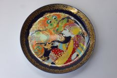 Bjorn Wiinblad Rosenthal Alladin plate wall by MillCottageRetro, £15.00