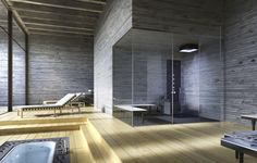 Finnish sauna - LOYLY - GLASS