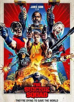 Michael Rooker, John Cena, King Shark, Shark S, Nathan Fillion, Peter Capaldi, Harley Quinn, Suicide Squad, Trailer Oficial
