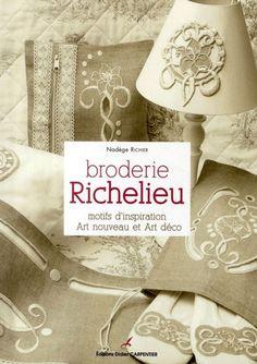 Broderie Richelieu