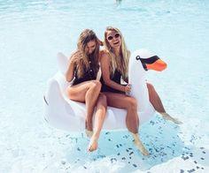 tumblr pool float - Google Search