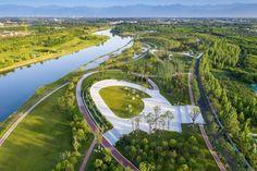 Landscape Plaza, Landscape Design, Sponge City, Wetland Park, Urban Park, Sustainable Tourism, Public Garden, Environmental Design, Ecology