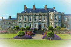 Castle Durrow, Laois, Ireland. Looking for a wedding venue in Ireland? SmartGroom's directory features the best of Ireland's premium venues... #weddinginIreland #CastleDurrow #castleweddingvenue