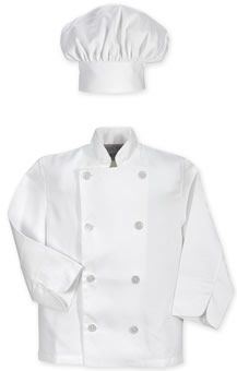 219059cc Chef coats for Kids and Adults! Professional embroidery available.  #chefcoats #chef #