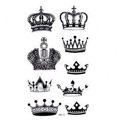 Free-ship-5pcs-lot-HM553-font-b-crown-b-font-temporary-tattoos-arm-waist-back-body.jpg (700×700)